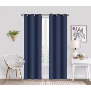 Eclipse Blackout Energy-Efficient Curtain Panels